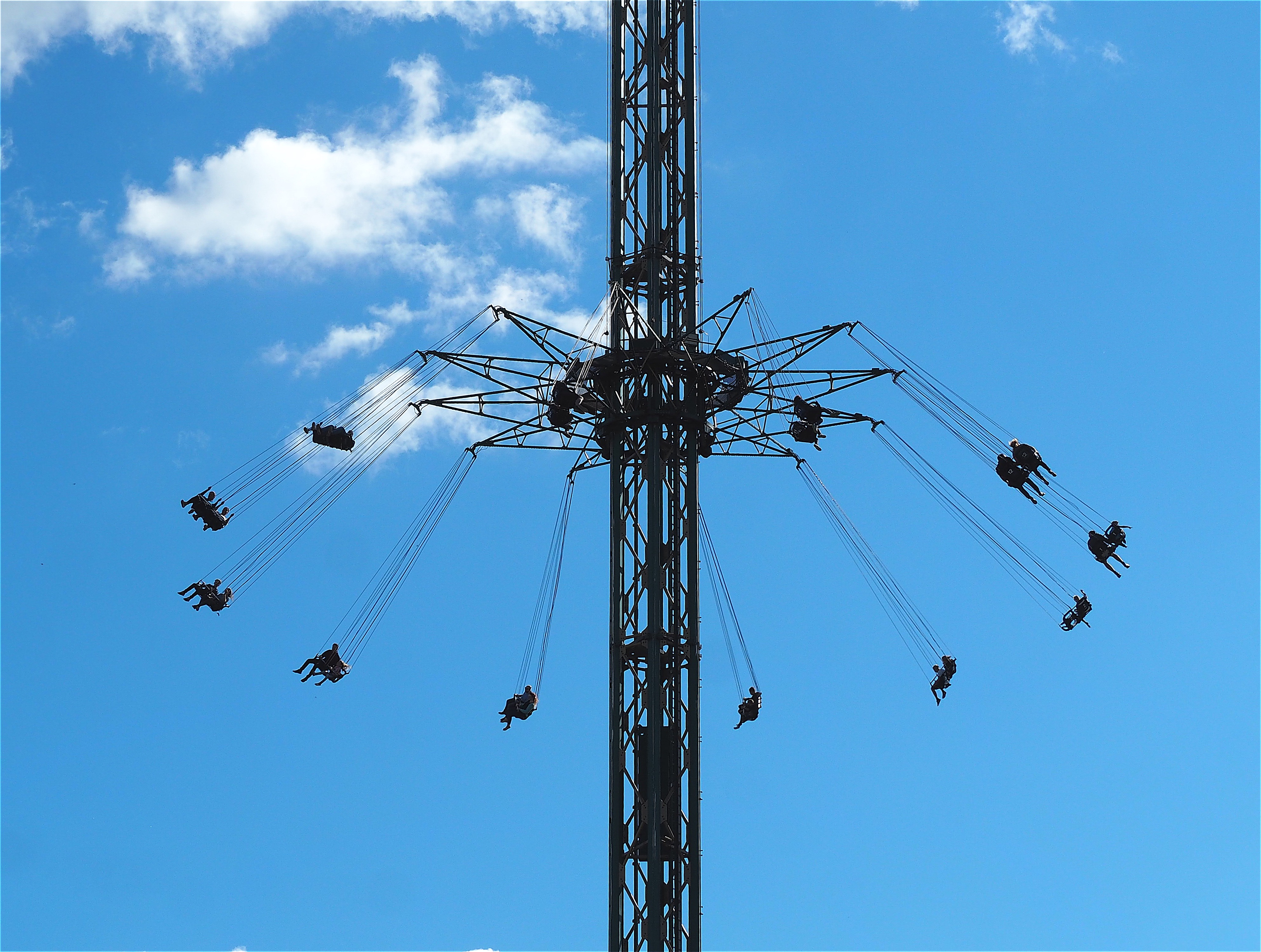 Thrill seeker rides