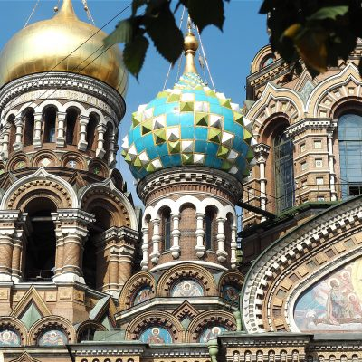 St Petersburgh in a day