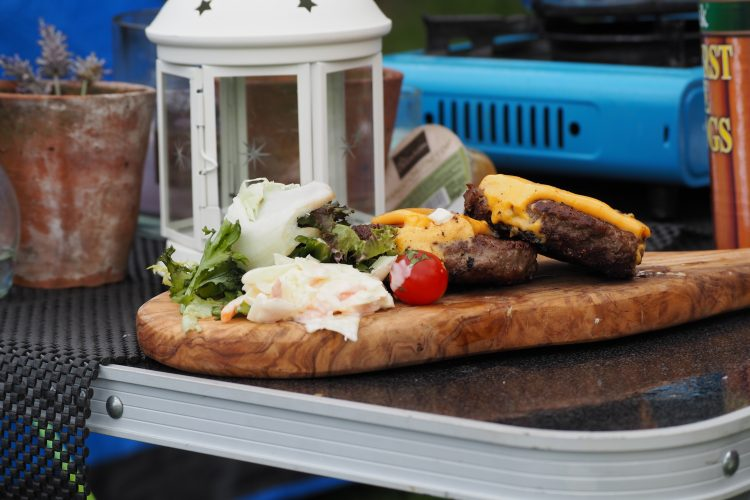 Top Five Family Friendly Campsite Meals