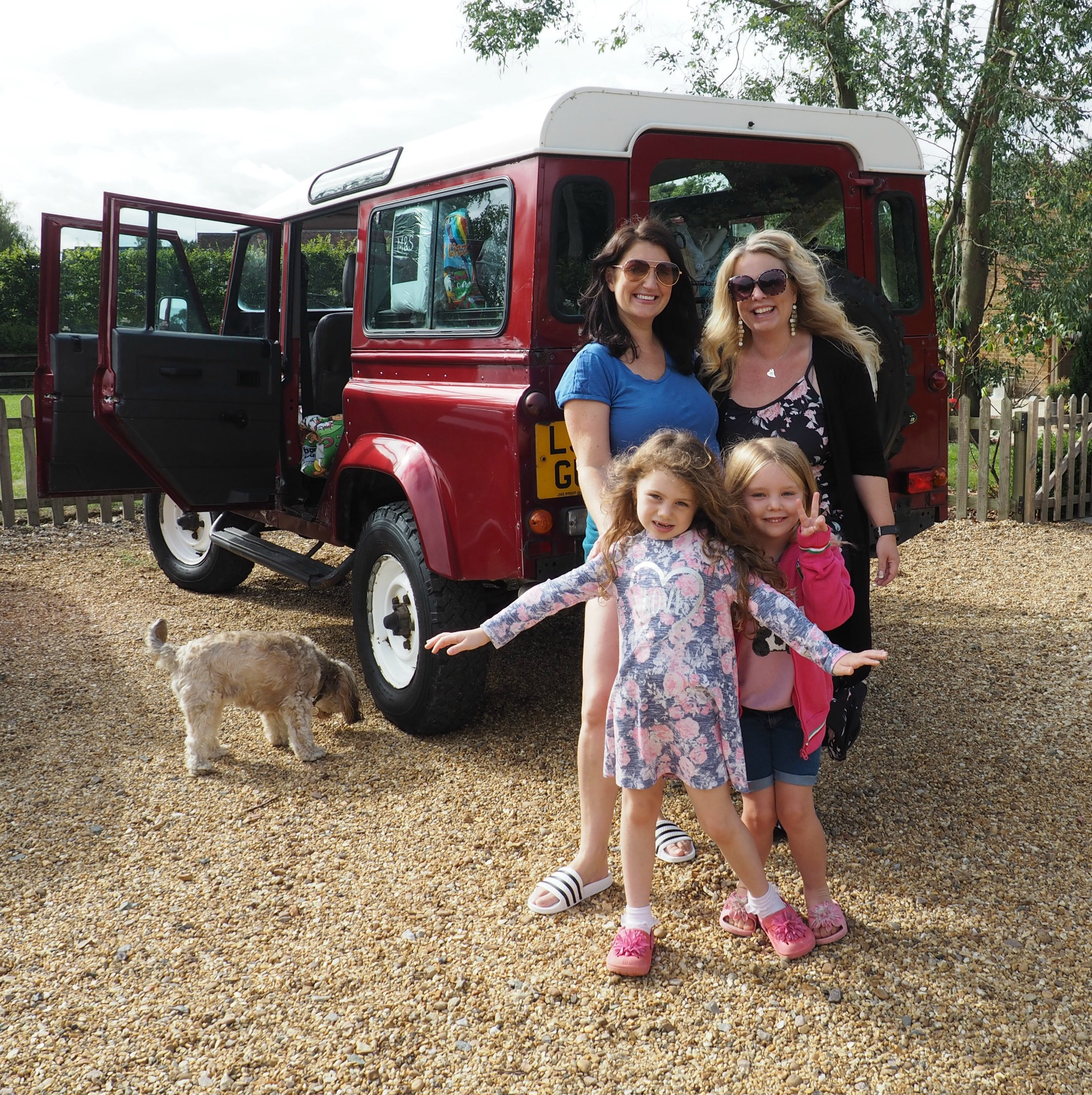Child friendly campsites featuring family days out.